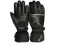 Weisse Motorbike gloves - Brand new, never used