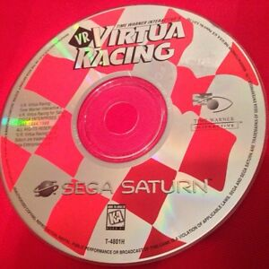Virtua Racing Sega Saturn jeux 15$ Shipping inclus (PayPal)