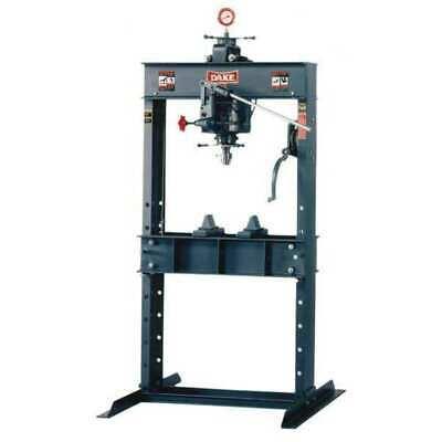 Dake Corporation 907002 Hydraulic Press50 Tmanual Pump
