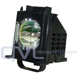 LAMP-w-HOUSING-FOR-MITSUBISHI-WD-60737-WD60737-TV