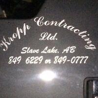 Wanted: Log Truck Contactors