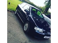 Audi A3 1.6 swap for smaller engine size only
