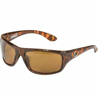 6c883e5ce3 Mustad Tortoise Frame with Amber Lens Sunglasses Outdoors Camping Fishing