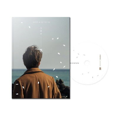 Jung Seung Hwan - And Spring 1st Album Nomal Version CD+PhotobookNew