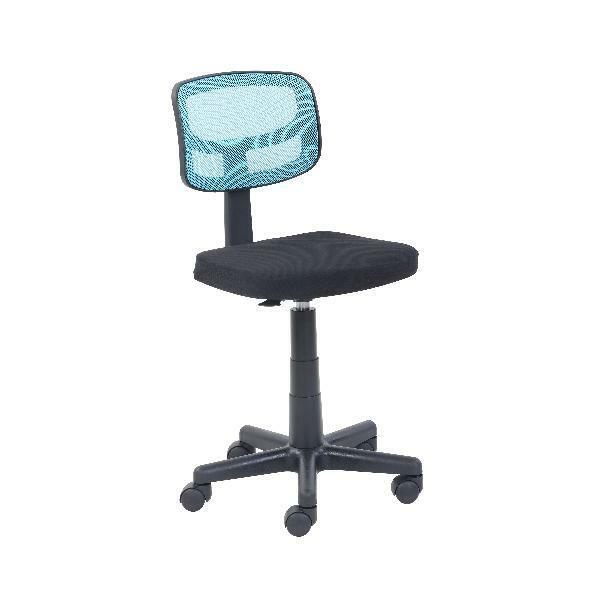Home Office  Mesh Rolling Task Desk Chair with Plush Padded