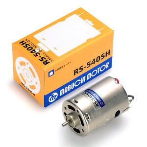 Mabuchi Rs 540sh Small Dc Motor Rs 540 4580265065403 Ebay
