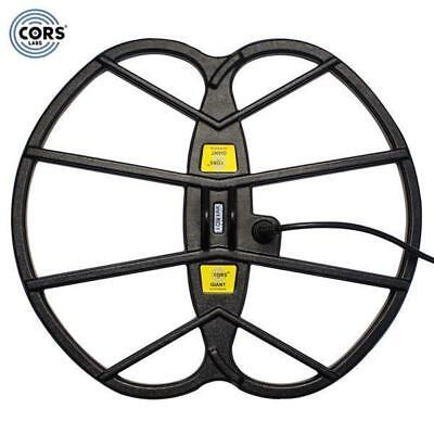 """Cors Giant 15""""x17"""" Search Coil for Quest MD Quest Q20/Q40 Metal Detector New"""