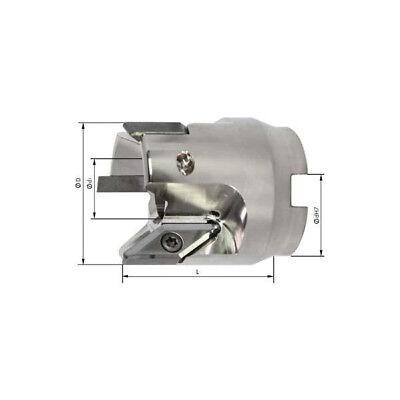 Aufsteckfräser 90G f. Alu D80mm Z 3 f. VCGT mit Innenkühlung +++NEU+++