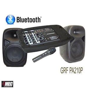 KIT de son karaoke speaker Groove