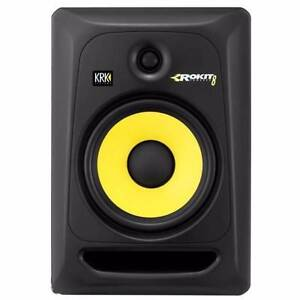 """KRK ROKIT 8"""" G III Speakers Only - Sub Sold. Seaton Charles Sturt Area Preview"""