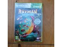 'RAYMAN' for XBOX 360 **NEW & SEALED**