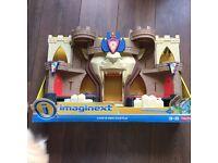 Imaginext castle