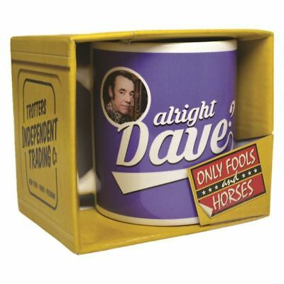 Only Fools and Horses Trigger Alright Dave Official Mug in Gift Box