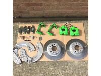 BMW Big Brake Kit. E87 E90 2004-2011