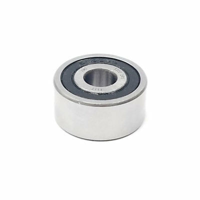 5200 2rs Double Row Sealed Angular Contact Ball Bearing - 10x30x14.3 Mm
