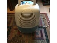 WDH-610HA Air Dehumidifier / Room Dryer up to 12 Litres / Day
