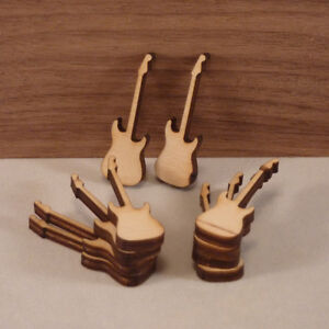 Electric-guitar-shapes-4mm-birch-ply-wood-craft-blank-plaque-making-sm-x10