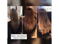 Hair Extensions Specialist (LA weave, micro and nano rings)