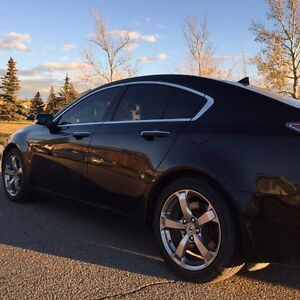 2010 Acura TL AWD Tech package