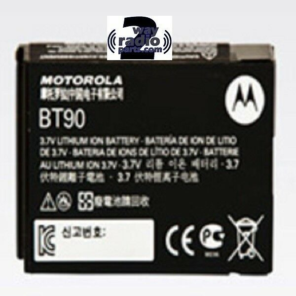 New Fresh REAL Motorola Battery HKNN4013A for MotoTRBO SL 7550 7580 7590  radio