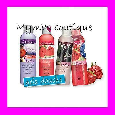 2 X Douche (LOT DE 2 x Gel douche Avon Naturals - gels douche parfumés aux FRUITS !)