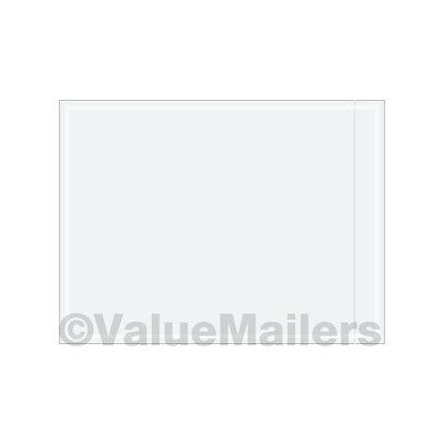 1000 4.5x5.5 Clear Faced Document Packing List Invoice Enclosed Envelopes
