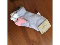 2 new socks from Zara