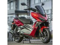 Brand New 2020 Lexmoto Aura 125 scooter, Free £100 helmet included
