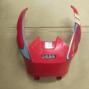 CAN AM OUTLANDER GAS TANK COVER