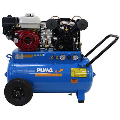 Puma 5.5-HP 20-Gallon (Belt Drive) Air Compressor w/ Honda Engine