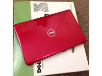 Cherry Red Dell Inspiron 1545 Laptop (Windows 7)