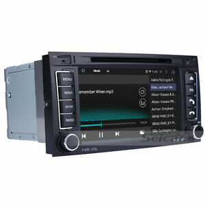 Android 5.1 - 2 DIN GPS Media Center upgrade for 2002 - 2011 VW