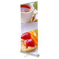 Pop Up Banners| Retractable Banners | Exhibition Graphics