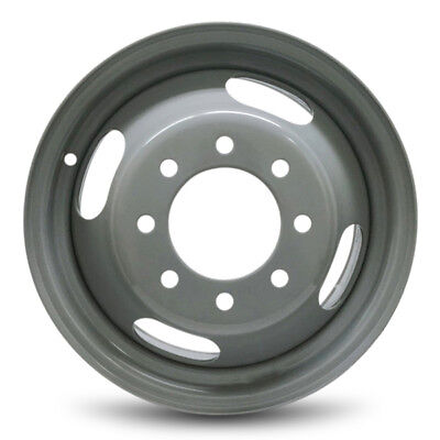 New 16x6.5 Steel Wheel Rim 2003-2015 Chevrolet Express 3500 Savanna 3500 DRW
