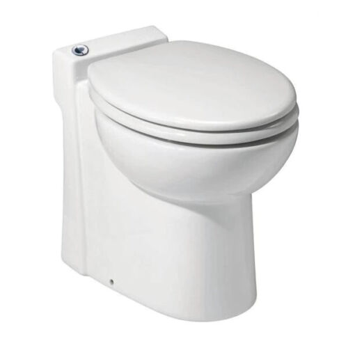 Saniflo 023 SANICOMPACT One piece Toilet with Built in Macerator