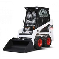 Mini skid steer and operator for HIRE