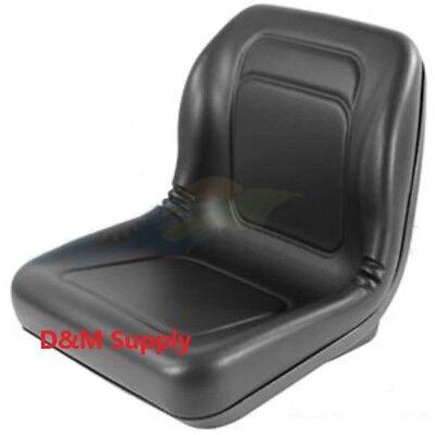 To Fit John Deere Utility Vehicle Gator Seat Black Gator Seat