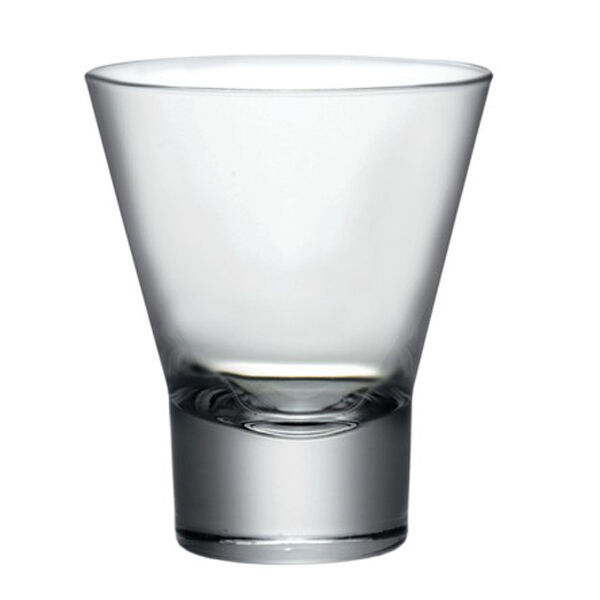 6x bormioli rocco ypsilon glass cocktail dessert tumbler. Black Bedroom Furniture Sets. Home Design Ideas