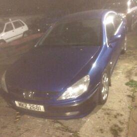 2003 Peugeot 607 HDI 2.2 140bhp (Breaking)