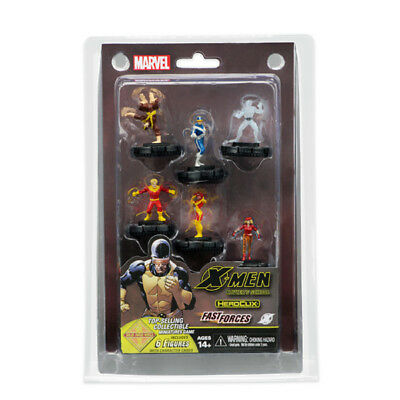 WizKids Games HeroClix - X-Men - Xavier's School - Fast Forces