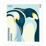 New USPS Penguins Coil of 100