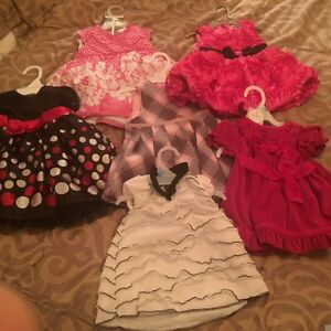 Girls party dresses. West Kelowna