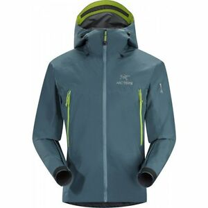 Arcteryx Men Beta LT GORETEX PRO Hiking Shell Jacket - Hinto XL
