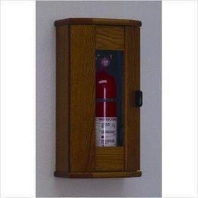 Wooden Mallet Fire Extinguisher Cabinet 10 Lb Capacity Medium 6.2x10x25.8fec21mo