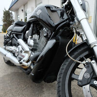 This is not your average Harley Davidson V-rod muscle! $220month