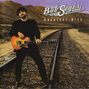 Bob Seger-Greatest Hits cd-Superb collection of hits