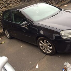 BREAKING MK5 GOLF 2.0 TDI