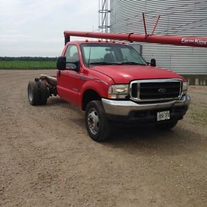 2003 Ford F 550