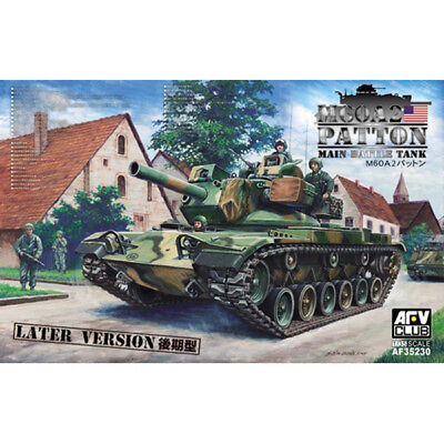 AFV CLUB #35230 1/35 M60A2 Patton Main Battle Tank   for sale  Shipping to Canada
