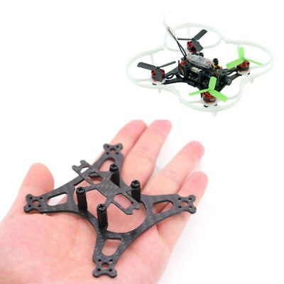 Kingkong 90GT Spare Part 90mm Carbon Fiber Frame Kit for RC FPV Racing Drone